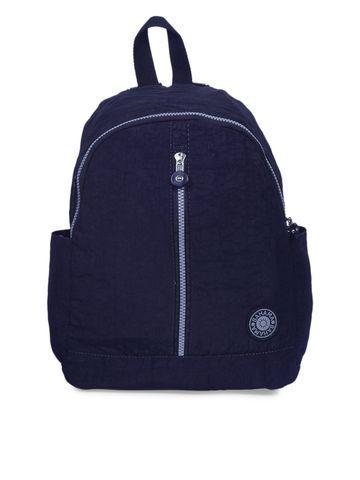 BAHAMA | BAHAMA Women Black Crinkle Nyon Backpacks