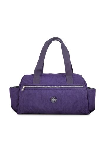 BAHAMA | BAHAMA Women Purple Crinkle Nyon Handbags