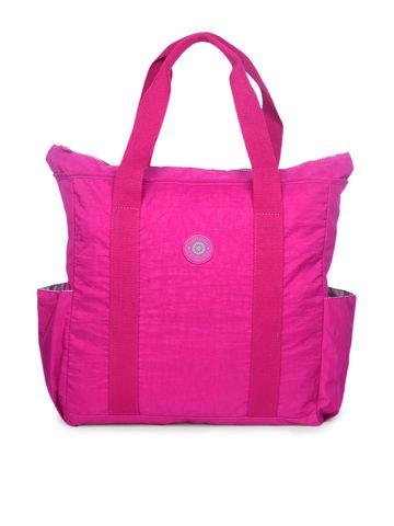 BAHAMA | BAHAMA Women Dark Red Crinkle Nyon Handbags