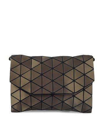 BAOMI   BAOMI Women Gold PU Handbags