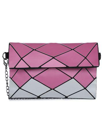 BAOMI | BAOMI Women Assorted Pnk PU Sling Bags