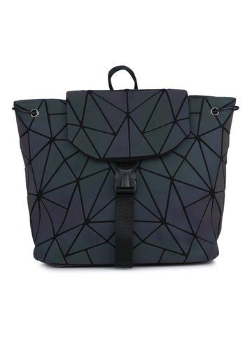 BAOMI | BAOMI Women Grey PU Backpacks