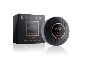 Bvlgari | Man In Black Shaving Soap 100 ML