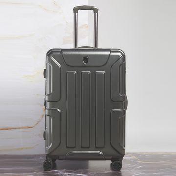 Calvin Klein | Calvin Klein Unisex White/Black ABS/PC Suitcases