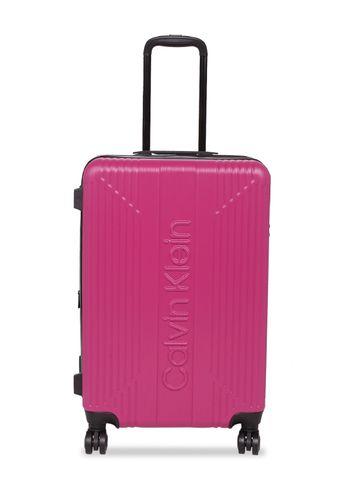 Calvin Klein | Calvin Klein Unisex Pink ABS/PC Suitcases