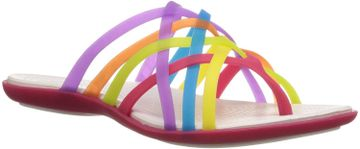 Crocs | Crocs  Women Huarache  Geranium Flip-Flops