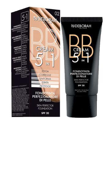 Deborah Milano | Bb Cream Foundation - 04 Apricot