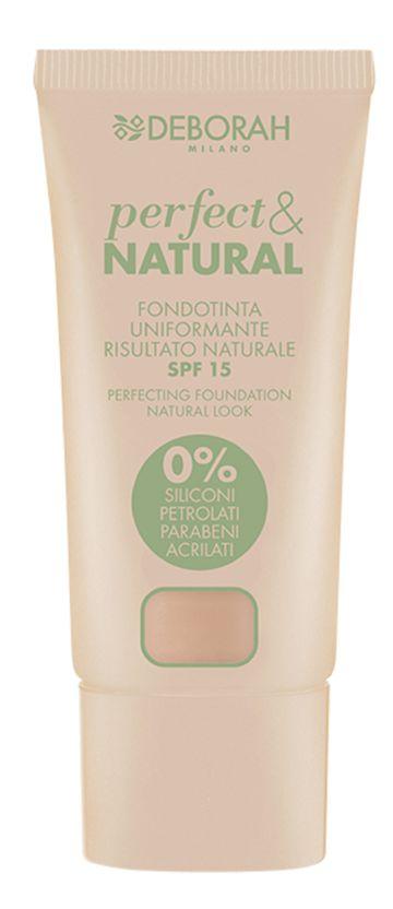 Deborah Milano | Perfect Natural Foundation - 2 Light Rose