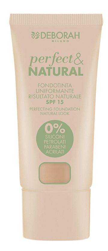 Deborah Milano | Perfect Natural Foundation - 3 Beige