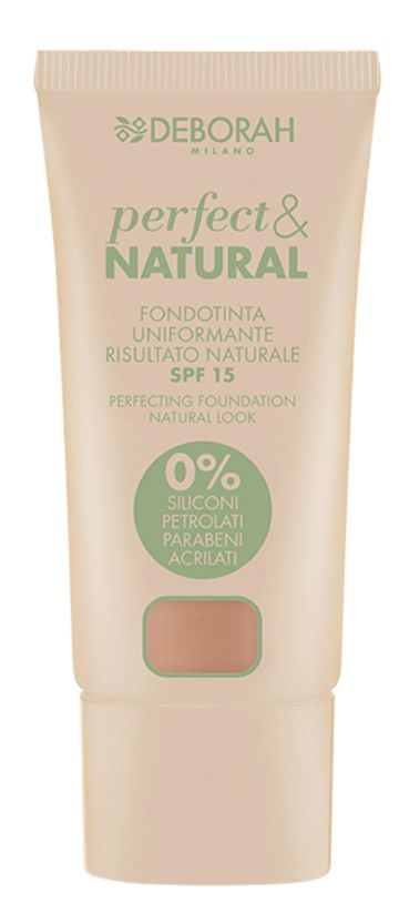Deborah Milano | Perfect Natural Foundation - 5 Apricot