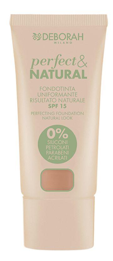 Deborah Milano | Perfect Natural Foundation - 5 Apricot