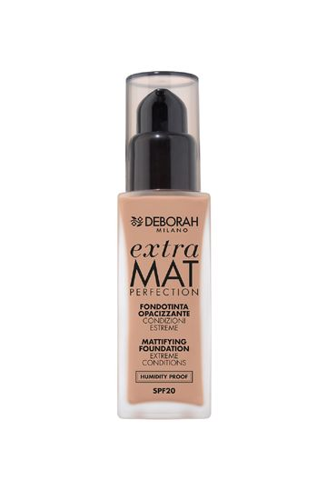 Deborah Milano | Extra Mat Perfection Foundation - 4 Apricot
