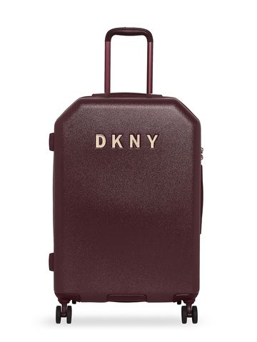 DKNY | DKNY Unisex Burgundy ABS/PC Suitcases