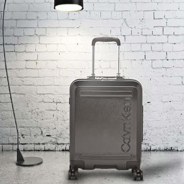 DKNY | DKNY Unisex Silver ABS/PC Suitcases