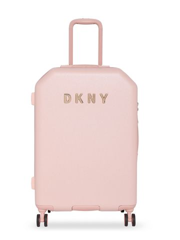 DKNY | DKNY Unisex Pink ABS/PC Suitcases
