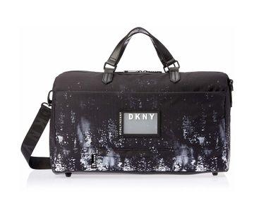 DKNY | DKNY Unisex Black ABS/PC Duffles