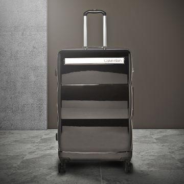 DKNY | DKNY Unisex Navy Polyester Suitcases