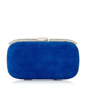 Dune London | Blue Clutch