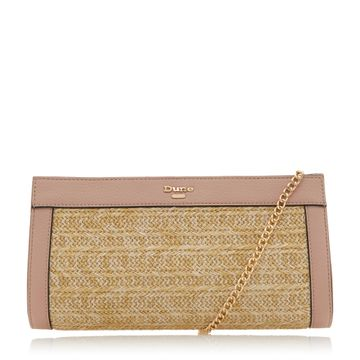 Dune London | Beige Clutch