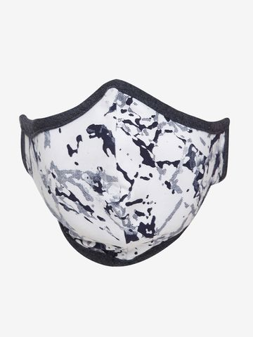 FITZ | Fitz Unisex Protective Breathable, Reusable and Washable 2-Layer Fashion Face Mask, Pack of 10