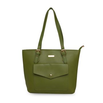 globus | Globus Olive Shopper Bag