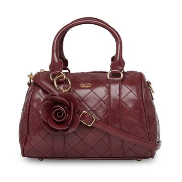 globus | Globus Burgundy Fashion Bag