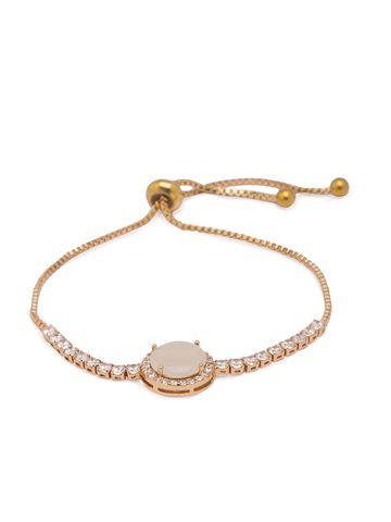 globus | Globus Gold Friendship Bracelet
