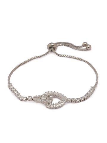 globus | Globus Silver Friendship Bracelet