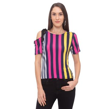 globus | Globus Multi Striped T-Shirt