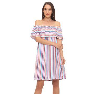 globus   Globus Multi Striped Dress