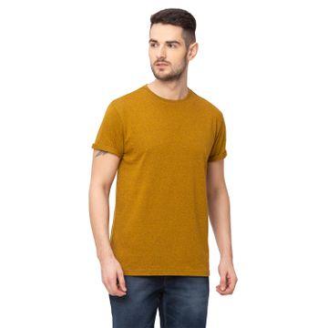 globus | Globus Mustard Solid T-Shirt