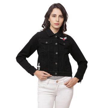 globus | Globus Black Solid Jacket