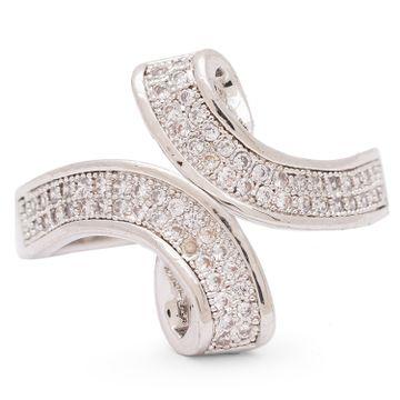 globus   Globus Silver Statement Ring