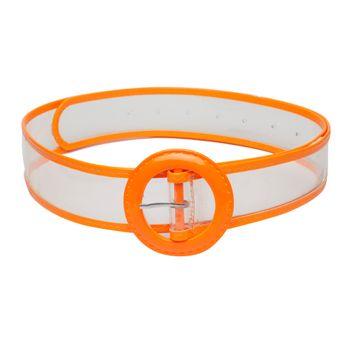 globus | Globus Orange Thick Belt