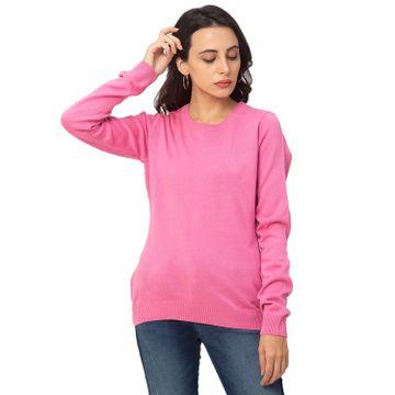 globus   Globus Bubblegum Solid Sweater