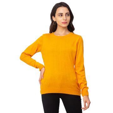 globus   Globus Rust Solid Sweater