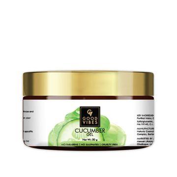 Good Vibes | Good Vibes Gel - Cucumber (50 g)