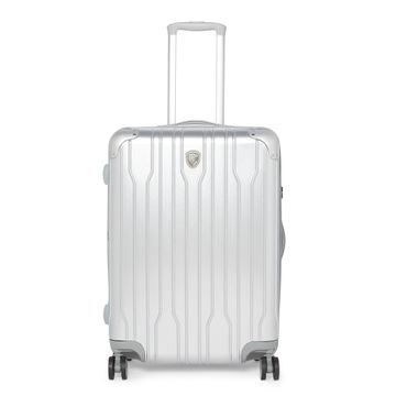 Heys | Heys Unisex Silver Polycarbonate Suitcases