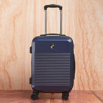 Heys | Heys Unisex Navy Polycarbonate Composite Suitcases