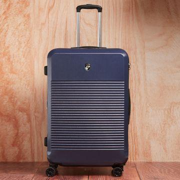 Heys   Heys Unisex Navy Polycarbonate Composite Suitcases