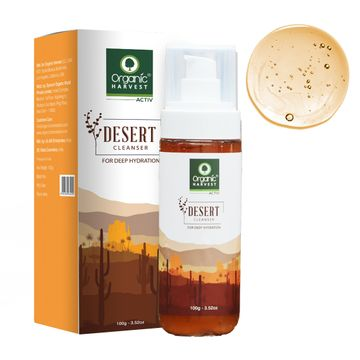 Organic Harvest | Organic Harvest Desert Cleanser, 100gm