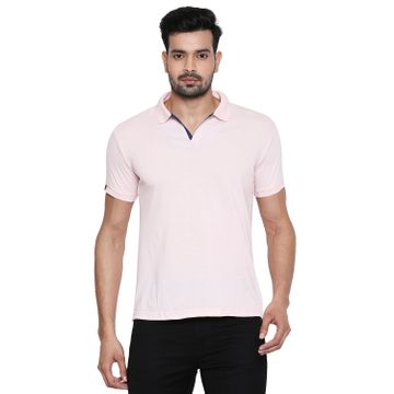 Integriti | Integriti Pink Slim Fit Men's T-Shirts