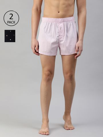 The Bear House | Printed Boxers Shorts