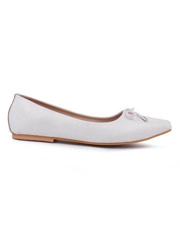 Trends & Trades | Bellies For Women (White)