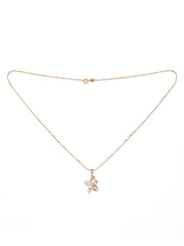 globus | Globus Gold Delicate Necklace