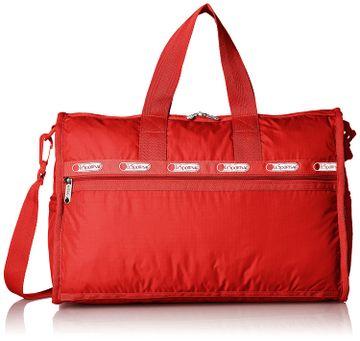LeSportsac | LeSportsac Women Rocket Red PU Duffles