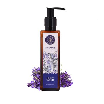 LUXURIATE | LUXURIATE Lavender Buds of Beauty Fresh Body Wash Shower Liquid for Men and Women,200 ml