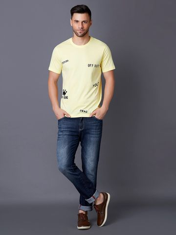 MARCA DISATI | Embroidered Graphic T-Shirt