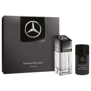 Mercedes-Benz | Select Eau De Toilette 100 ML and Deo Stick 75 GM Gift Set