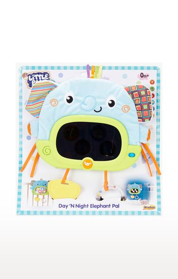 Mothercare | Winfun DayN Night Elephant Pal